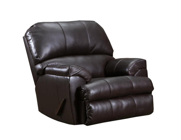 Lane Furniture 4010 Bark Soft Touch 100 Leather Recliner